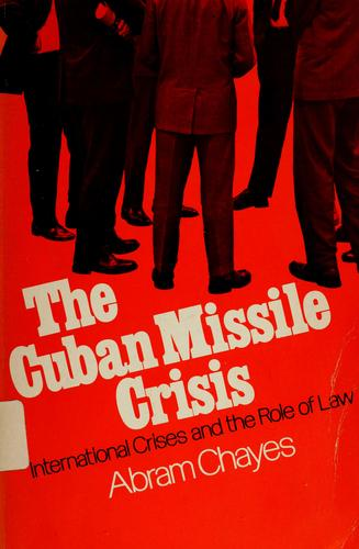 The  Cuban missile crisis.