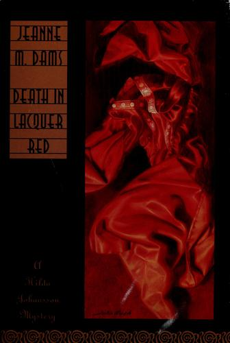 Download Death in lacquer red