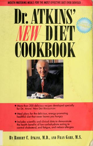Dr.Atkin's New Diet Cookbook