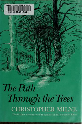 The  path through the trees