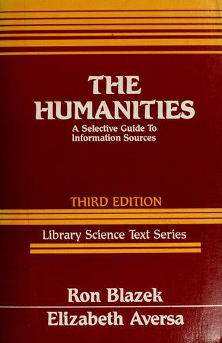 Download The  humanities