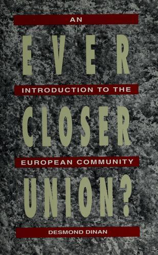 Ever closer union?