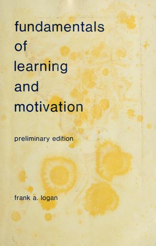 Fundamentals of learning and motivation