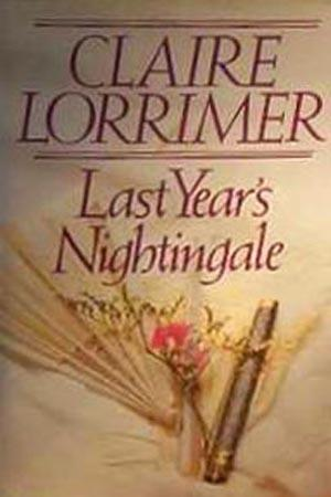 Last year's nightingale.