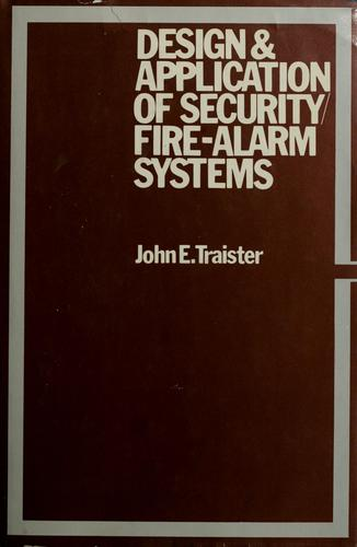 Download Design and application of security/fire-alarm systems