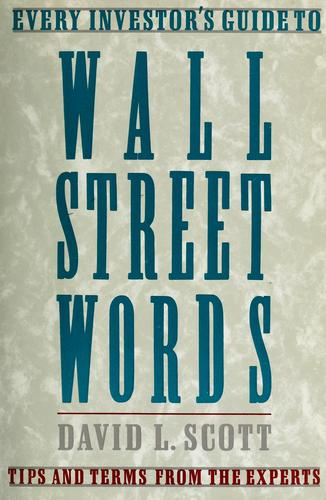 Download Wall Street Words