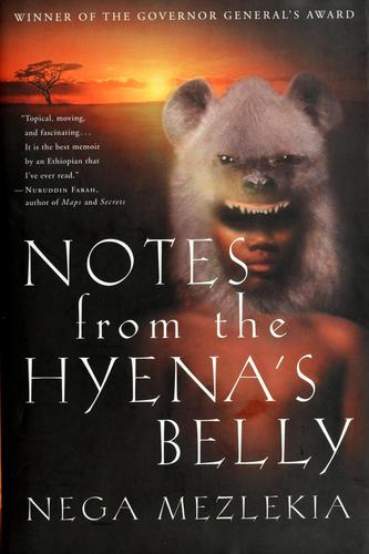Notes from the hyena's belly