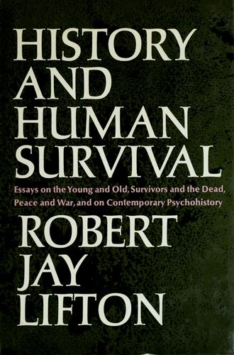 History and human survival