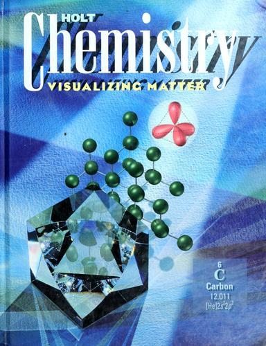 Holt chemistry.