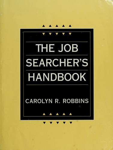 The job searcher's handbook