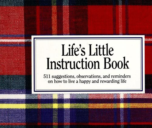 Download Life's little instruction book