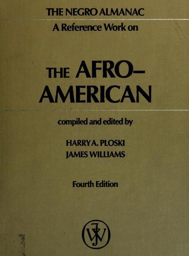 The Negro Almanac