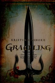 Book Cover: 'Graceling' by Cashore, Kristin