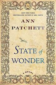 Book Cover: 'State of Wonder' by Ann Patchett