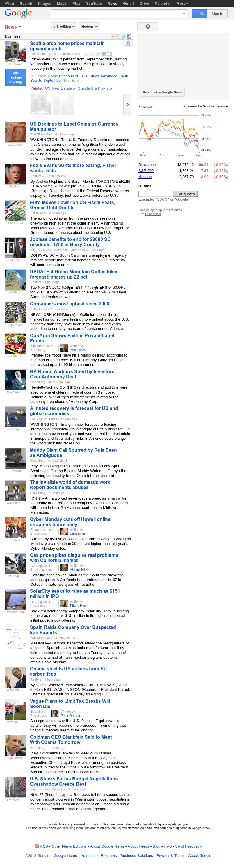 Google News: Business at Wednesday Nov. 28, 2012, 3:15 a.m. UTC