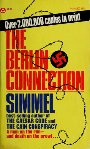 The Berlin connection by Johannes Mario Simmel