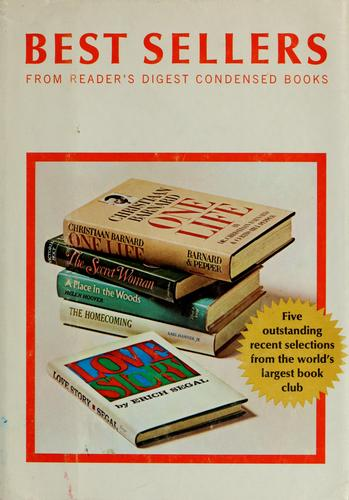 Best sellers from Reader's digest condensed books by Helen Hoover