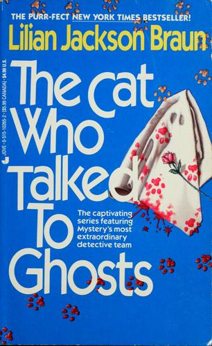 The cat who talked to ghosts by Jean Little
