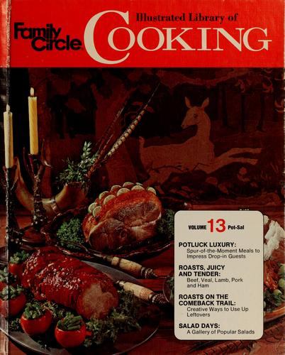 Family circle illustrated library of cooking by