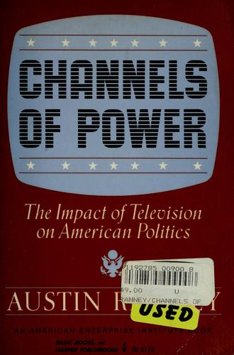 Channels of power by Austin Ranney