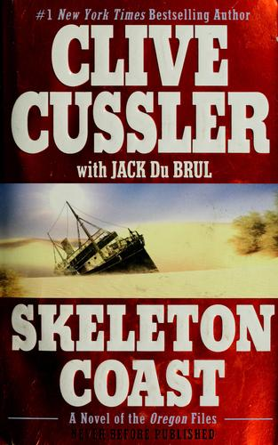 Skeleton Coast (The Oregon Files #4) by Clive Cussler