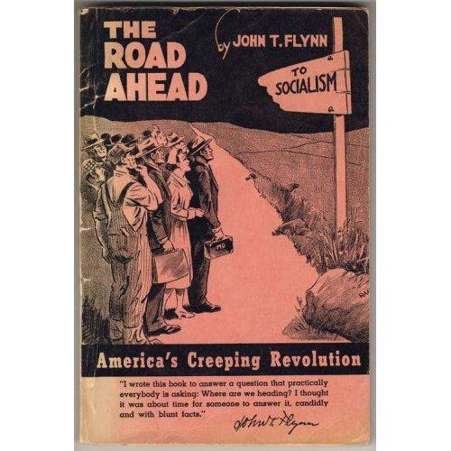 The road ahead by Flynn, John T.