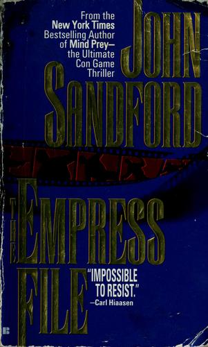 The empress file by John Sandford