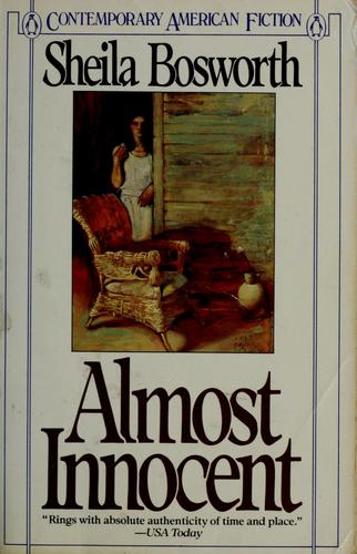 Almost innocent by Sheila Bosworth