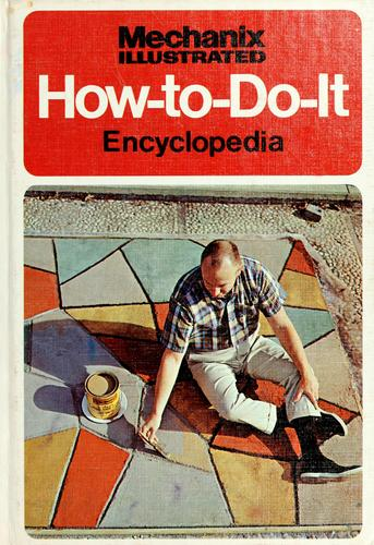 How-to-do-it encyclopedia by Fawcett Publications, Inc