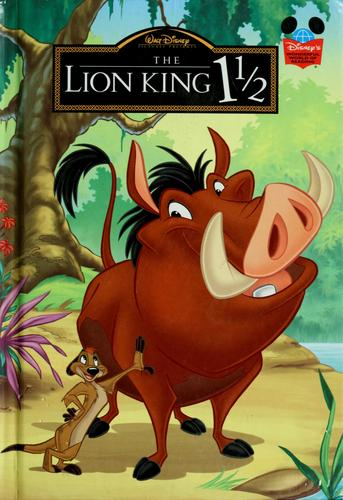 The lion king 1 1/2 by Walt Disney Pictures