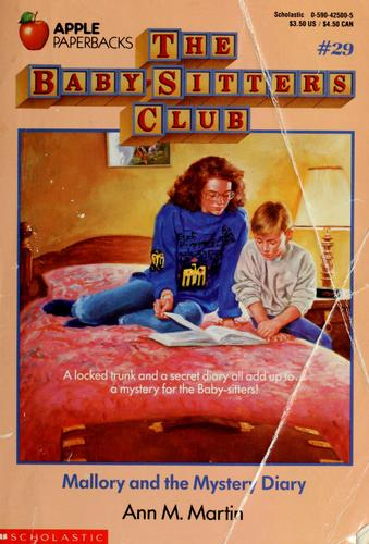 Mallory and the Mystery Diary (The Baby-Sitters Club #29) by Ann M. Martin