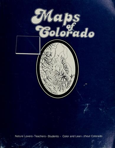 Maps of Colorado by Perry Kassing