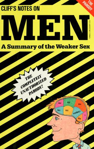 Men, a summary of the weaker sex by Tom Carey