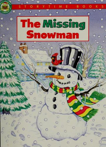 The missing snowman by Jo Albee
