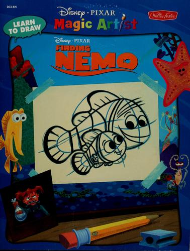 How to draw Disney/Pixar Finding Nemo by Nancy Parent