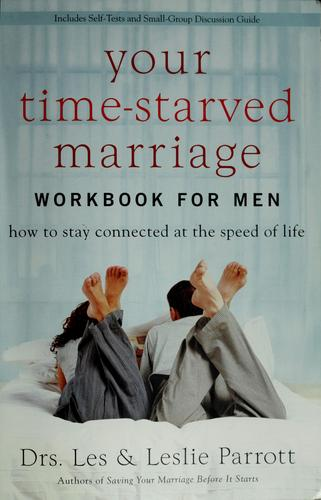 Your time-starved marriage workbook for women by Les Parrott