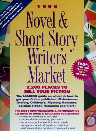 1998 novel & short story writer's market by Barbara Kuroff
