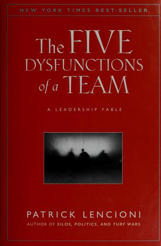 Image 0 of The Five Dysfunctions of a Team: A Leadership Fable